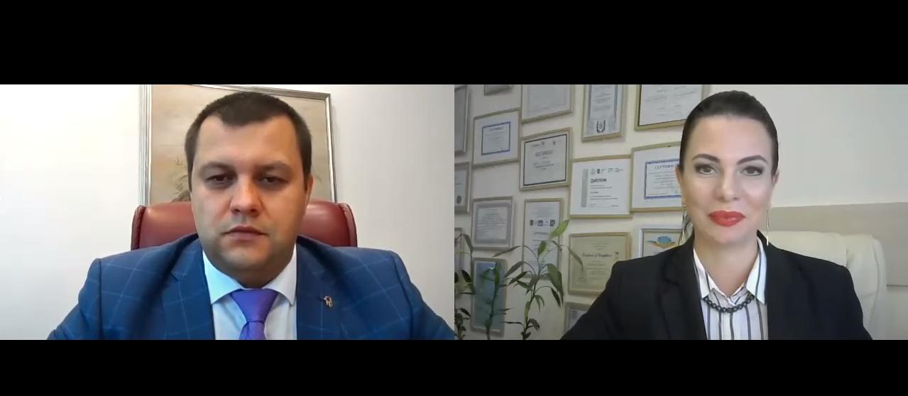 На YouTube-каналі Центру розвитку ЧАС ЗМІН вийшло інтерв'ю голови правління Держмолодьжитла Сергія Комнатного.  Маєте запитання про доступні кредити для молоді, ВПО, учасників АТО і про те, як отримати кредит на житло? Цікавитеся тим, як реалізуються в